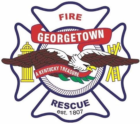Georgetown Fire Department Logo